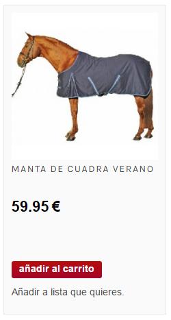 http://www.tot-cavall.com/manta-de-cuadra-verano-73583.html