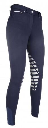 Pantalones  de  montar  -Soft-  rodillera  de  silicona