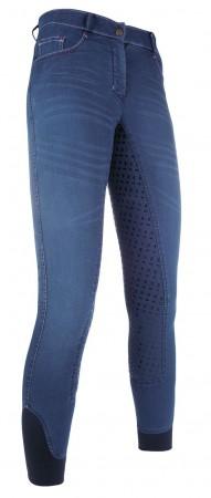 Pantalones  de  montar  -Summer  Denim  Easy-  3/4  s.