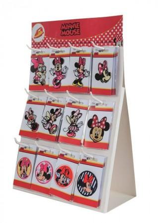 Adhesivos  plancha  -Disney  Minnie-  12x5
