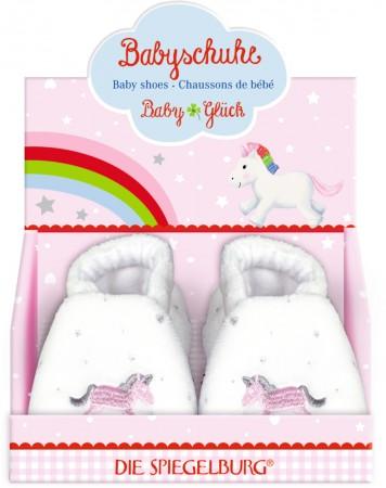 Peúcos de bebé unicornio