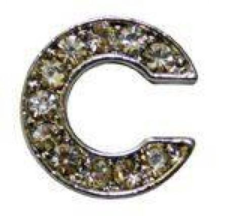Letra  de  ornamento  C