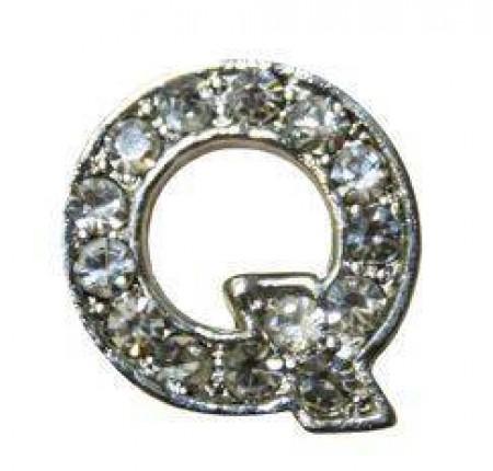 Letra  de  ornamento  Q