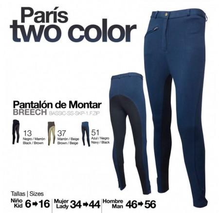 Zaldi Pantalón París Two-Color