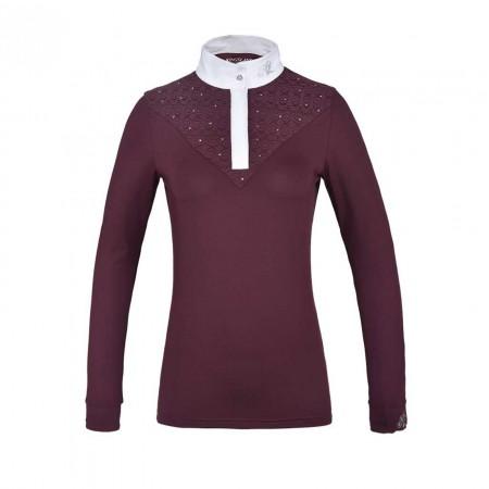 Kingsland Camisa de manga larga para mujer KLiris