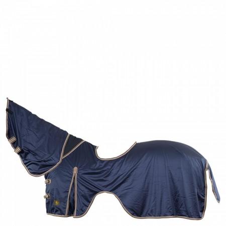 Manta antimoscas BR con cuello y abertura para silla