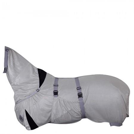 Manta antimoscas con cuello and Belly Cover