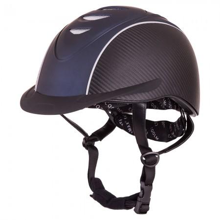 Casco equitación Viper Patron Carbon VG1