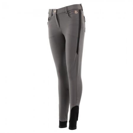 Pantalones de montar Orsola culera silicona para mujer