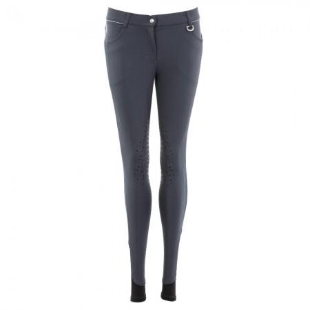 Pantalones de montar Megan para mujer rodilleras silicona