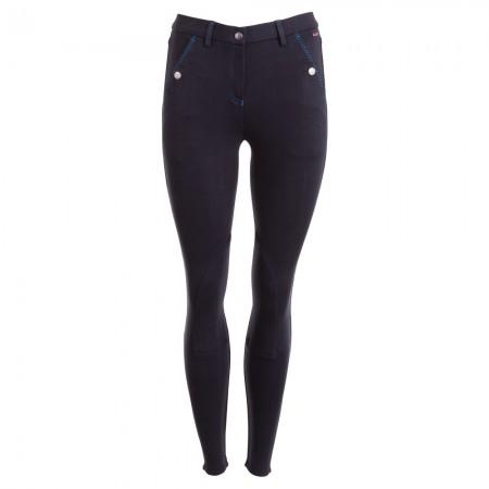 Pantalones de montar mujer Cornflower con rodilleras