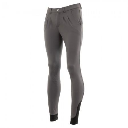 Pantalones de montar Osborn para hombre rodilleras silicona