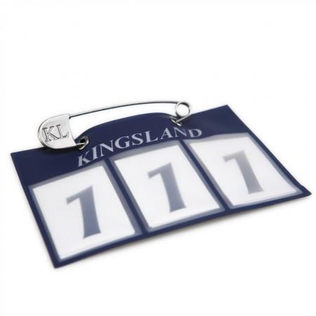 Kingsland Número de placa