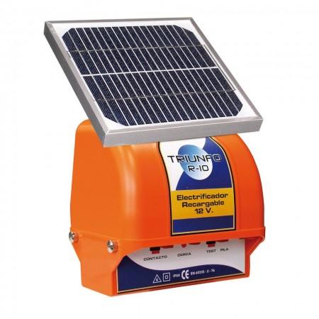 Pastor Eléctrico Triunfor R-10 Solar