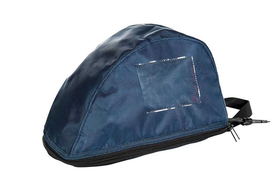 Bolsa  para  casco