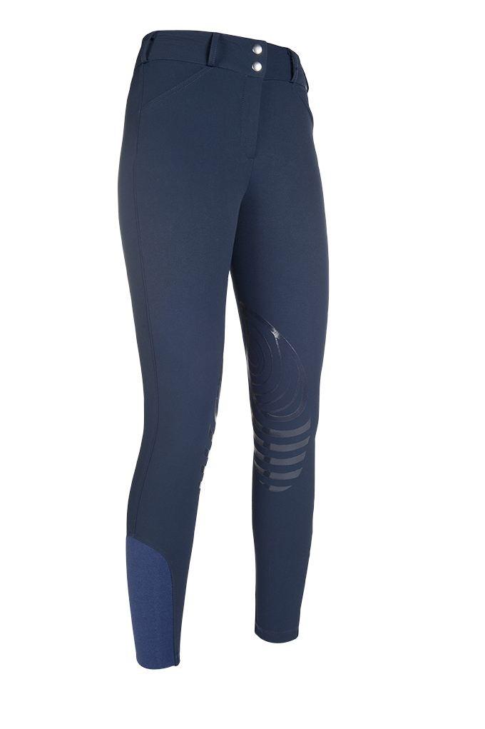 Pantalones  de  montar  -Hunter-rodillera  de  silicona