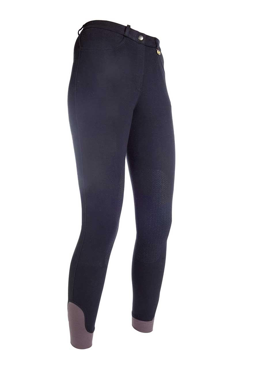 Pantalon  de  montar  -Kate-  rodillera  de  silicona