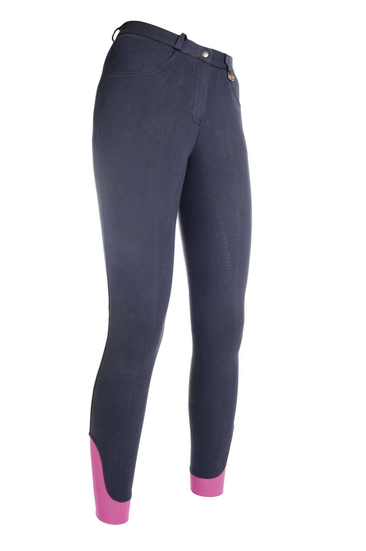 Pantalon  de  montar  -Kate-  culera  full  silicona