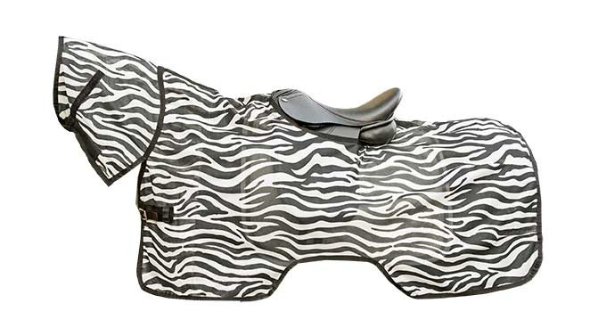 Manta  anti-moscas  -Zebra-