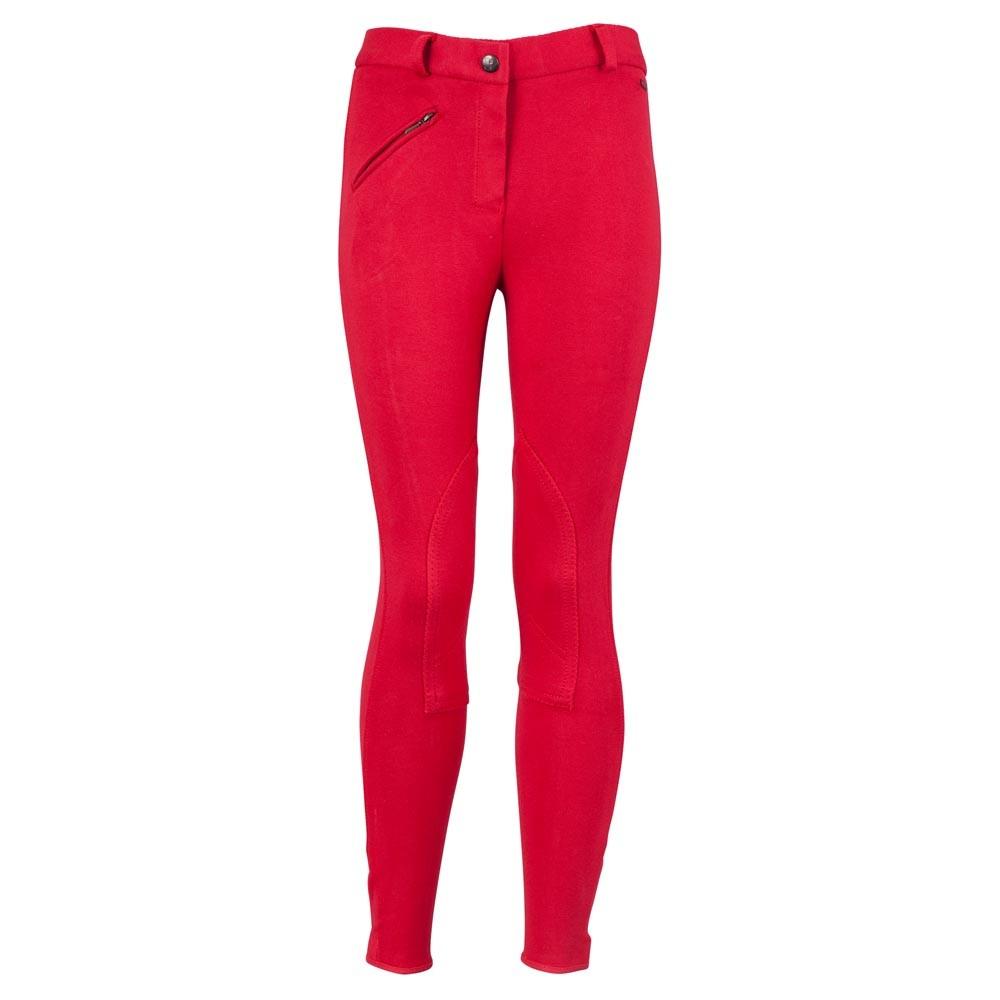 Pantalon Prem.Tulip Velcro de punto sin culera niño 1bol