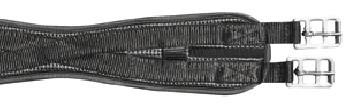 Cincha suave PVC,muestra de barquillo, elastica