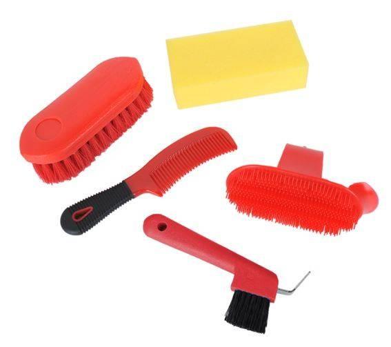 Mochila  kit  de  limpieza  -multicolor-  para  niños