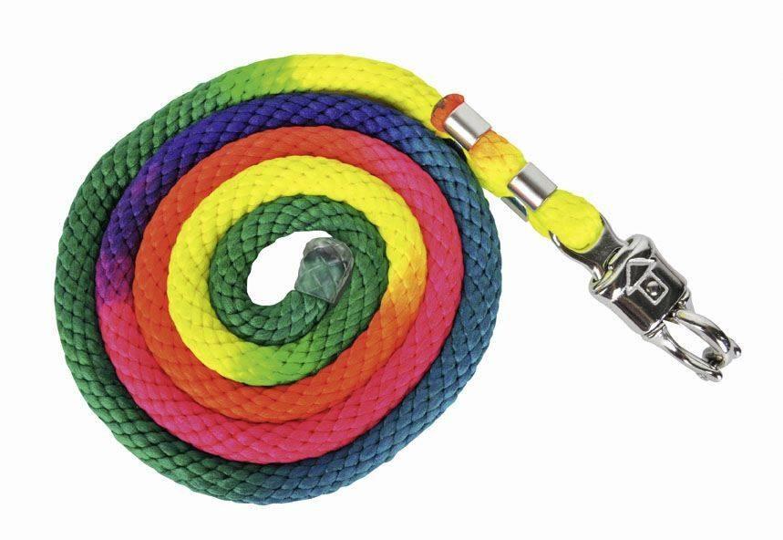 Ramal -Multicolor- con mosquetón de seguridad