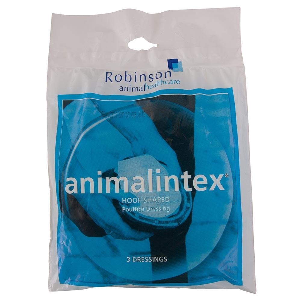 Vendaje especial cascos Robinson Animalintex