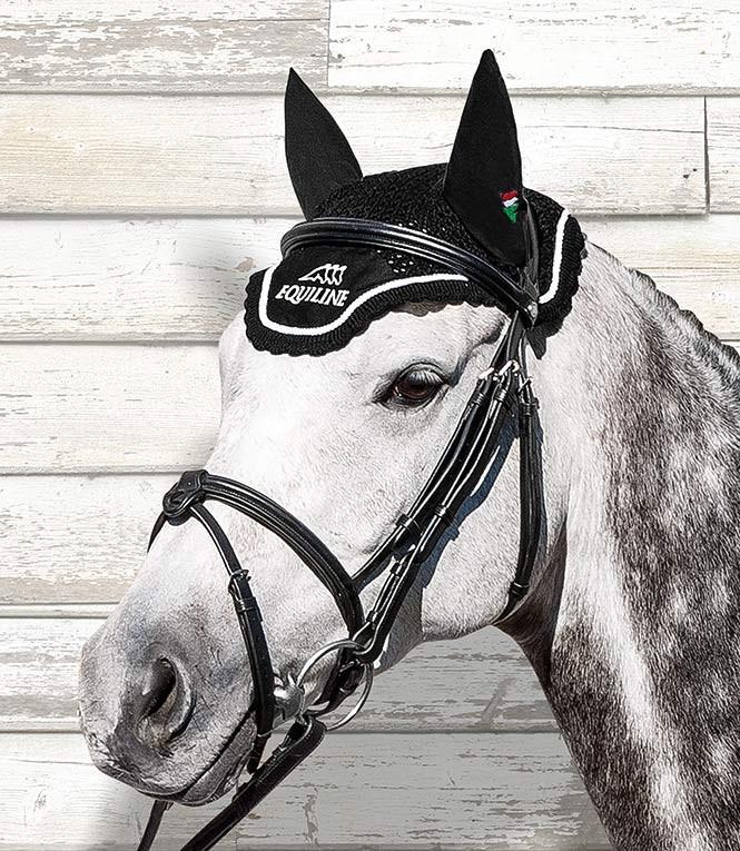 Mosquero, orejera para caballos Equiline