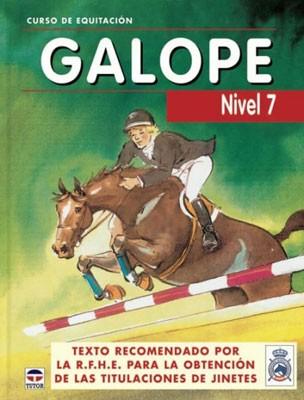 Galopes Nivel 7 curso de Equitacion