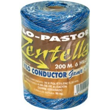 Hilo Conductor Azul 6 Hilos