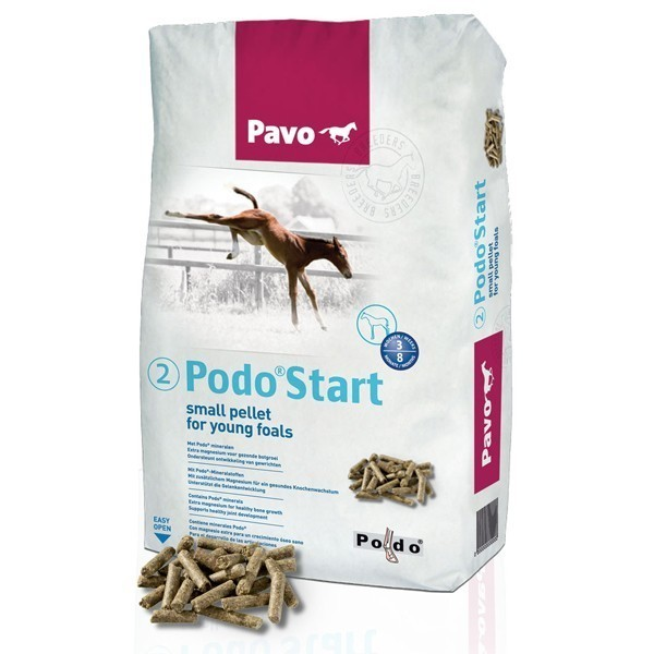Pavo Podo Start-Glo
