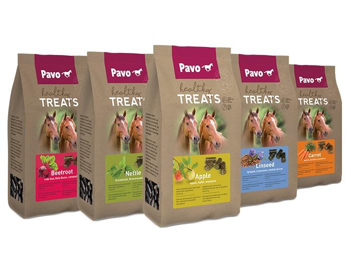 Pavo Healthy Treats - Snacks