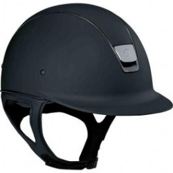 Casco equitación Samshield Shadowmatt Black VG-1