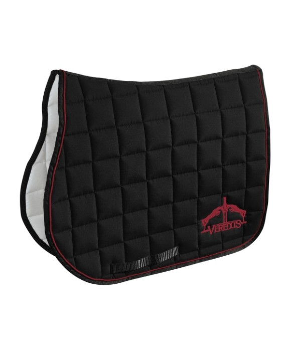 Veredus Saddle Cloth Microfibre Salto - BURDEOS